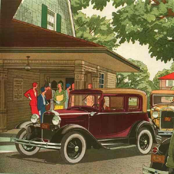 1931 Victoria Advertisement